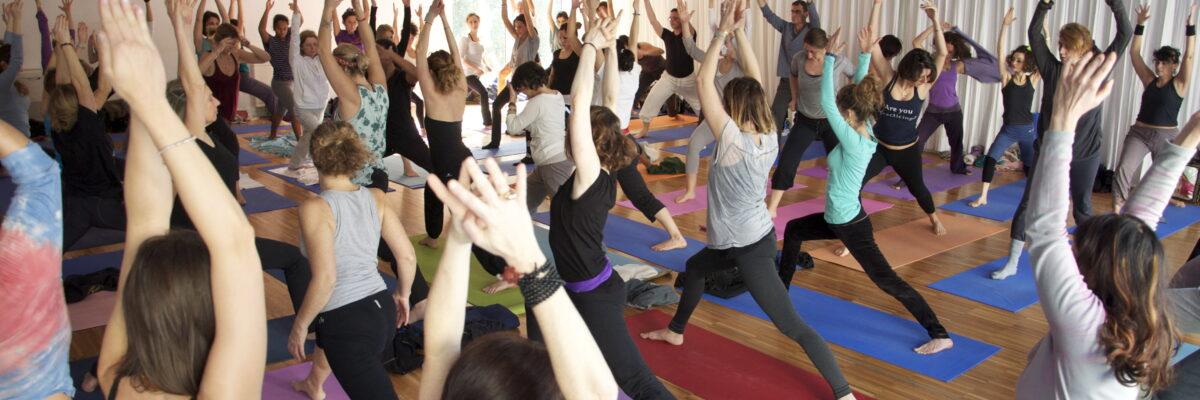 Yoga Suite Eventi
