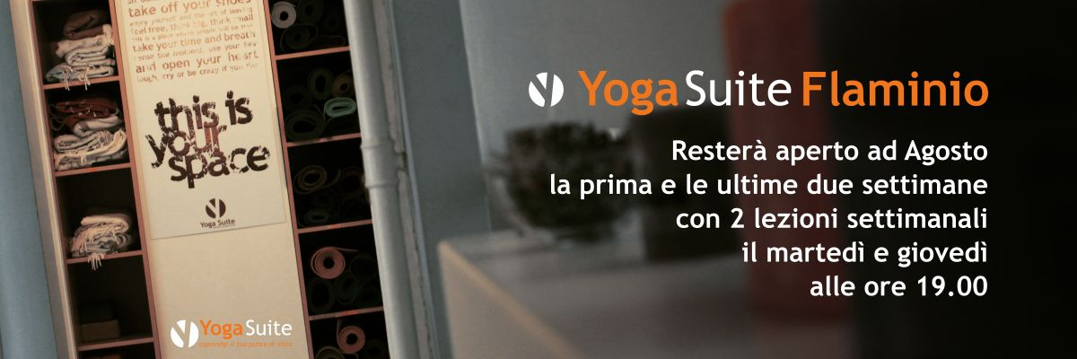 agosto a yoga suite flaminio