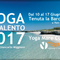 Yoga in Salento 2017