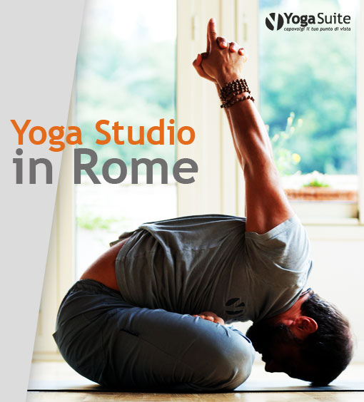 Yoga Suite studio in Rome
