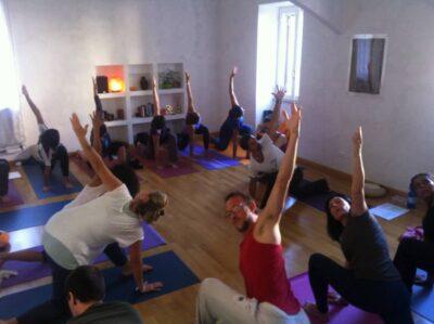 formazione yoga roma