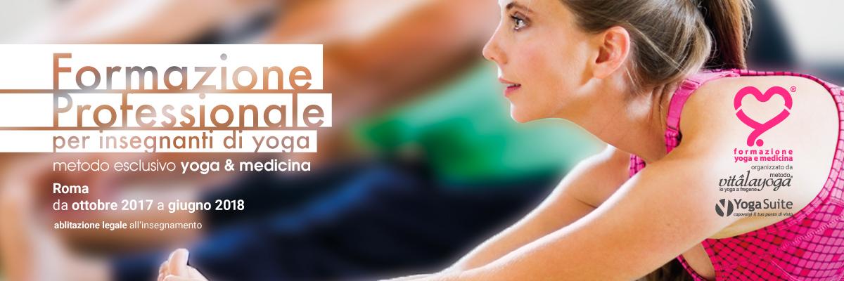 Formazione Insegnanti di Yoga metodo yoga e medicina.