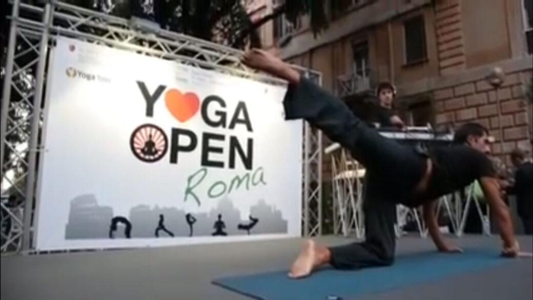 Yoga Open Roma